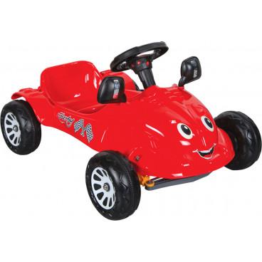 Pilsan Ποδοκίνητο Αυτοκίνητο Herby Red 07302