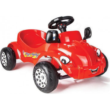 Pilsan Ποδοκίνητο Αυτοκίνητο Herby Red 07303