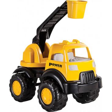 Pilsan Φορτηγό Γερανός 06521 Yellow 8693461065217