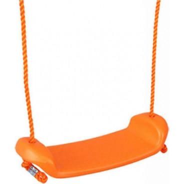 Pilsan Παιδική Κούνια Με Σχοινιά 06116 Park Swing Orange 8693461061165