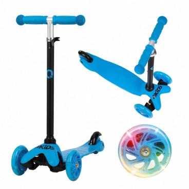 QKids Πατίνι Scooter Lumis Blue 5900495890177