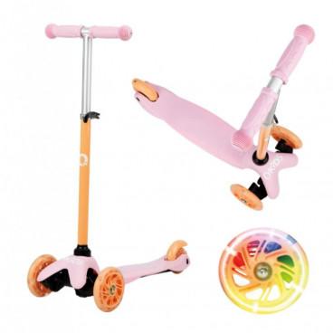 QKids Πατίνι Scooter Lumis Orange 5900495890184