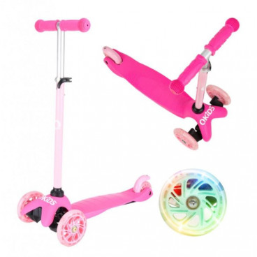 QKids Πατίνι Scooter Lumis Pink 5900495890191