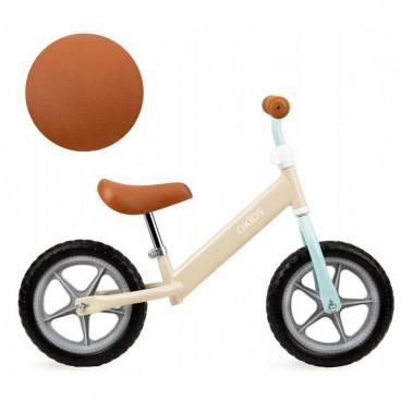 QKids Ποδήλατο Εκμάθησης Ισορροπίας Fleet Capuccino 5900495864512