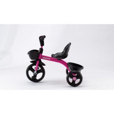 Royal Baby Τρίκυκλο Ποδηλατάκι Basic S-06A Pink 652020000200