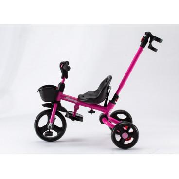 Royal Baby Τρίκυκλο Ποδηλατάκι Foldable 1201 Pink 652020000201