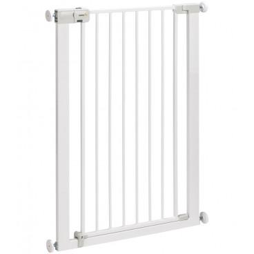 Safety 1st Πόρτα Ασφαλείας Easy Close Extra Tall Metal White U01-24244-00