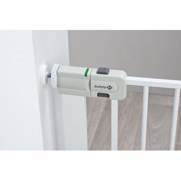 Safety 1st Πόρτα Ασφαλείας Easy Close Metal White U01-24754-00