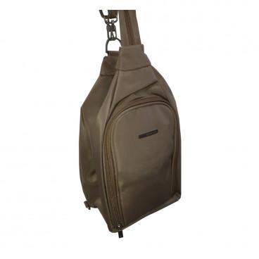 Baby Travel Τσάντα Αλλαξιέρα Sling Bag Beige 904