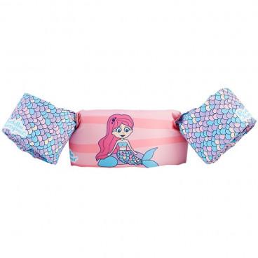 Sevylor Σωσίβιο Μπρατσάκι Girl Puddle Jumper Mermaid 28-00286
