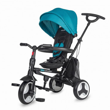 Smart Baby Ποδηλατάκι Τρίκυκλο Coccolle Spectra Air Turquoise Tide 320012930