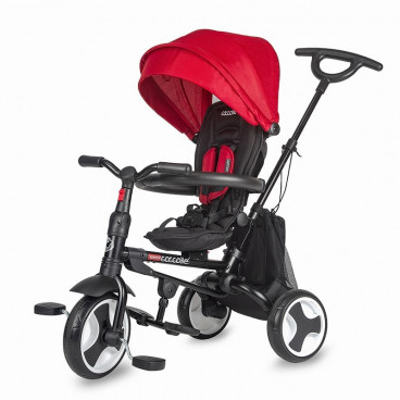 Smart Baby Ποδηλατάκι Τρίκυκλο Coccolle Spectra Chilli Pepper 320012820