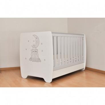 Babyhood Κρεβάτι Προεφηβικό Finn 140cm X 70cm