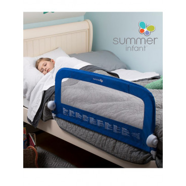 Summer Infant Προστατευτική Μπάρα Κρεβατιού Μπλε SIM12311Α