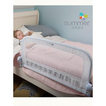 Summer Infant Προστατευτική Μπάρα Κρεβατιού Λευκή SIM12331A