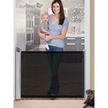 Summer Infant Πόρτα Ασφαλείας Αφαιρούμενη Retractable Gate SIM27256