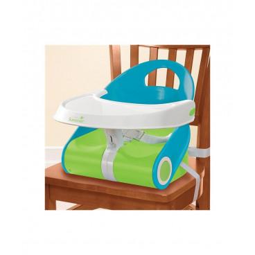 Summer Infant Καρεκλάκι Φαγητού Καρέκλας Sit n Style Booster Blue/Green SIM13456A