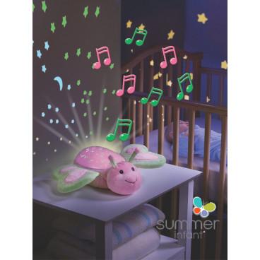 Summer Infant Διακοσμητικός Προβολέας Slumber Buddies Classic Πεταλούδα SIM06326