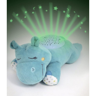 Summer Infant Διακοσμητικός Προβολέας Slumber Buddies Classic Hippo SIM06636