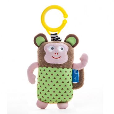 Taf Toys Κουδουνίστρα Marco The Monkey 11865