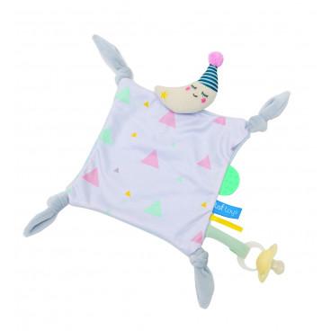 Taf Toys Πανάκι Αγκαλιάς Rabbit Blankie  Moon 12115