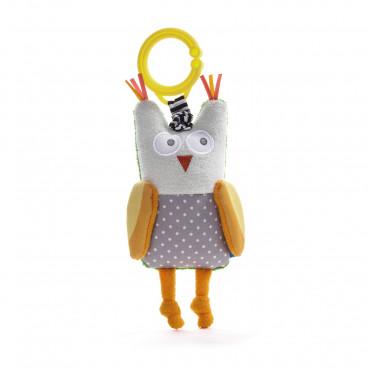 Taf Toys Κουδουνίστρα Obi The Owl 11855