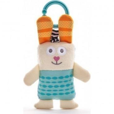 Taf Toys Κουδουνίστρα Ronnie The Rabbit 11845