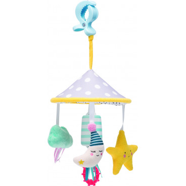 Taf Toys Κρεμαστό Παιχνίδι 0+ Μηνών Mini Moon Pram Mobile 12095