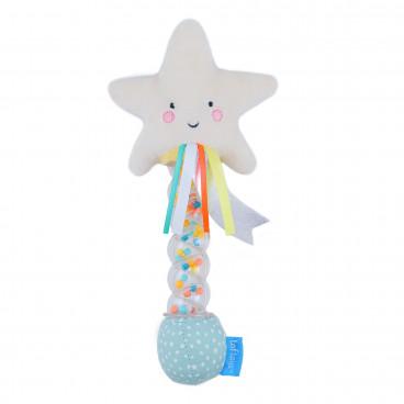 Taf Toys Κουδουνίστρα 0+ Μηνών Star Rainstick 12645