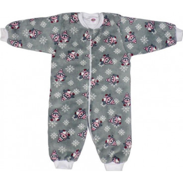 Tender Υπνόσακος Με Ανοιχτά Ποδαράκια Fleece Νο 2 Pink 2209