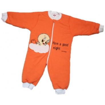 Tender Υπνόσακος Με Ανοιχτά Ποδαράκια Νο 4 Orange 2006