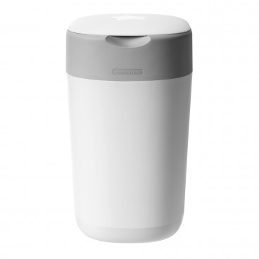 Tommee Tippee Κάδος Απόρριψης Πάνας Twist And Click Λευκό 85101201