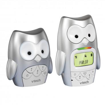 Vtech Ψηφιακή Ενδοεπικοινωνία Με LCD Safe And Sound BM2300 Owl
