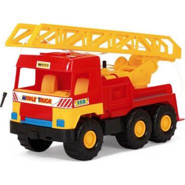 Wader Πυροσβεστικό Όχημα 32001 Με Γερανό 5900694320017