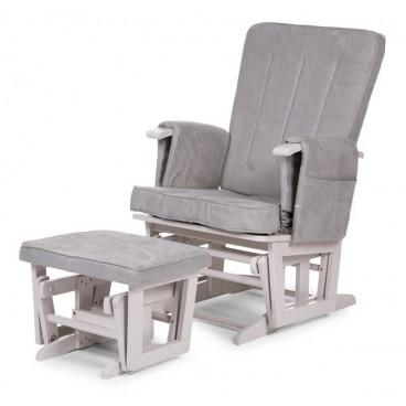 X-Adventure Baby Πολυθρόνα Θηλασμού Grey BR7043700
