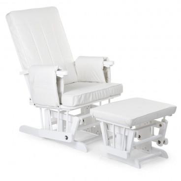 Baby Adventure Πολυθρόνα Θηλασμού White BR7043600