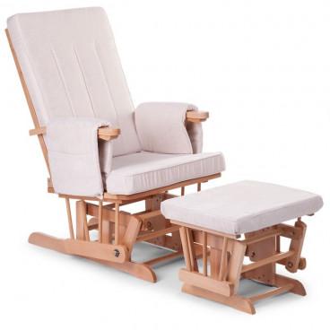 Baby Adventure Πολυθρόνα Θηλασμού Natural BR7043800