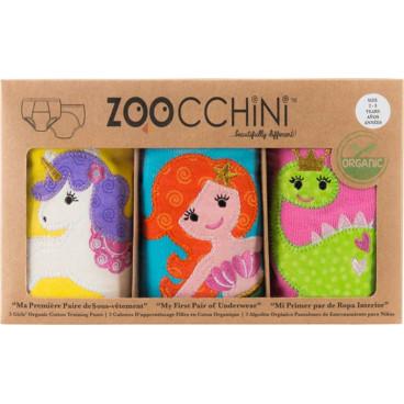 Zoocchini Εκπαιδευτικά Βρακάκια Fairy Tails  ZOO8004-1