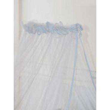 Pierre cardin κουνουπιέρα κρεβατιού μπλε design 11