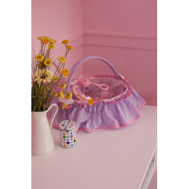 Oneira Καλαθάκι Καλλυντικών Nicole Pink 012403110000001