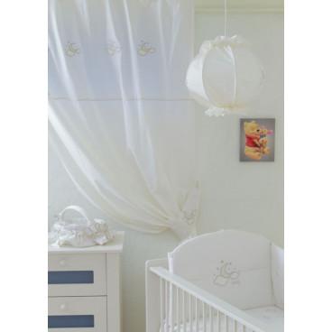 Oneira Καλαθάκι Καλλυντικών Luna White 012403070000001