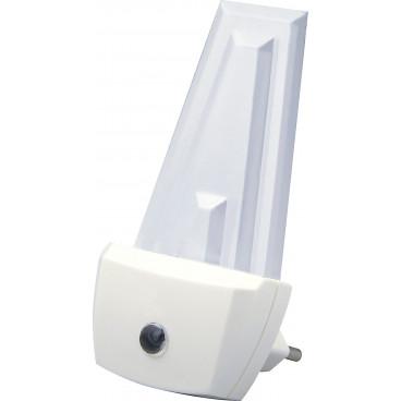 Olympia Addtronic Φωτάκι Νύχτας LED Αυτόματο με  Φωτoκύτταρο NL 230