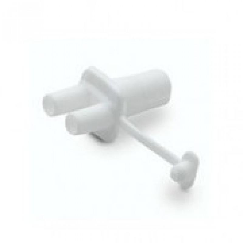 Ameda Συνδετικό Σωλήνα Διπλό Λευκό