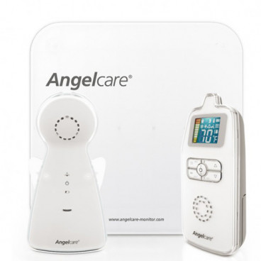 Angelcare Ενδοεπικοινωνία Και Συσκευή Ανίχνευσης Αναπνοής AC403