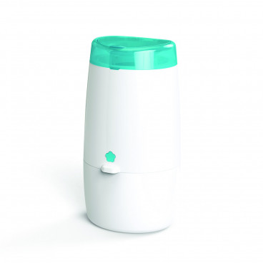 Angelcare Κάδος Απόρριψης Παιδικής Πάνας Nappy Disposal System NDS Mini