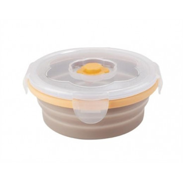 Baby Moov Apricot Δοχείο Μεταφοράς Τροφών Σιλικόνης 400ml