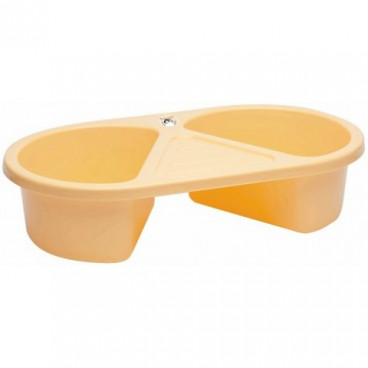 BebeJou Λεκανάκι Τοπικών Πλύσεων Penguin Soft Orange
