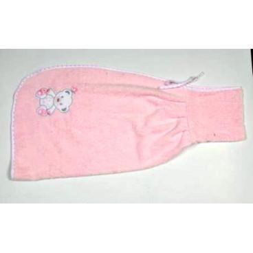 Baby Star Μπουρνούζι-κάπα χρωματιστή sweet dots