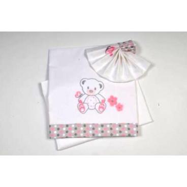 Baby Star Σεντόνια κρεβατιού sweet dots