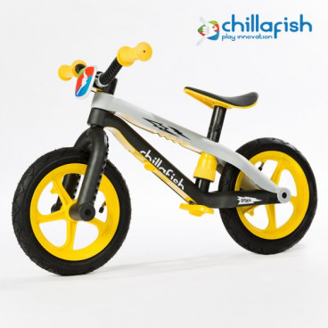 Chillafish Ποδήλατο Εκμάθησης Ισορροπίας BMXie Yellow CPMX01YEL